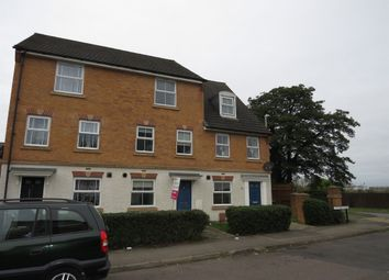Thumbnail 4 bed terraced house for sale in Conyger Close, Great Oakley, Corby