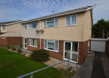 Thumbnail 3 bed semi-detached house for sale in Vereland Road, Hutton, Weston-Super-Mare