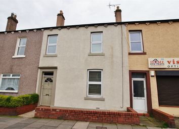 Thumbnail 3 bed terraced house for sale in Blackwell Road, Currock, Carlisle, Cumbria