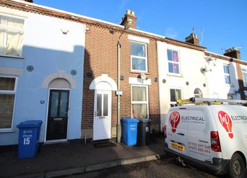 Thumbnail 3 bed terraced house for sale in Esdelle Street, Norwich