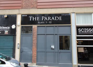 Thumbnail 2 bed flat for sale in The Parade, Potter Street, Worksop