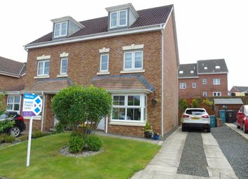 Thumbnail 4 bed property for sale in Garnqueen Crescent, The Rushes, Glenboig, North Lanarkshire