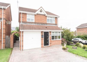 Thumbnail 3 bed detached house for sale in Torcross Close, Hartlepool
