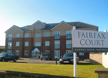 Thumbnail 2 bed flat to rent in Fairfax Court, Barony Road, Nantwich