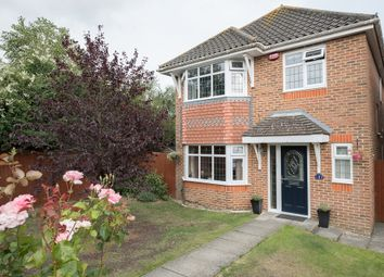 Thumbnail 4 bed detached house for sale in Romulus Gardens Knights Park, Ashford, Kent United Kingdom