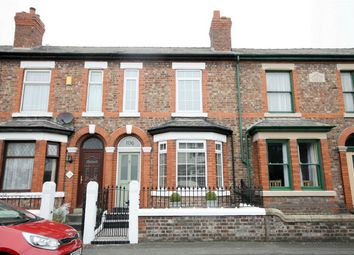 Thumbnail 2 bed terraced house to rent in Ellesmere Road, Stockton Heath, Warrington