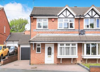 Thumbnail 3 bed semi-detached house for sale in Philip Street, Coseley, Bilston
