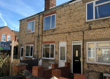 Thumbnail 3 bed terraced house for sale in Cromford Street, Gainsborough