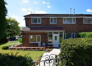 Thumbnail 5 bed semi-detached house for sale in Lobden Crescent, Whitworth, Rochdale