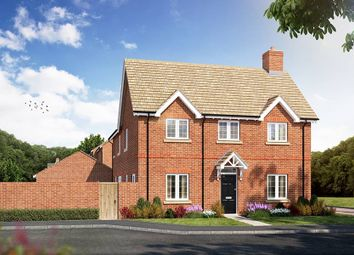 "Thumbnail 3 bedroom detached house for sale in ""The Hurwick"" at Oxford Road, Benson, Wallingford"