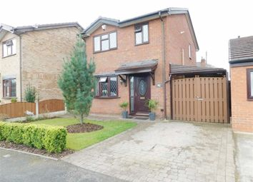 Thumbnail 2 bed detached house for sale in Redwood Drive, Bredbury, Stockport