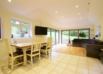 Thumbnail 4 bedroom bungalow for sale in Hawkhurst Court, Wisborough Green, Billingshurst, West Sussex