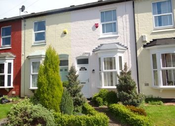 Thumbnail 2 bed terraced house to rent in Brookfield Road, Hockley, Birmingham