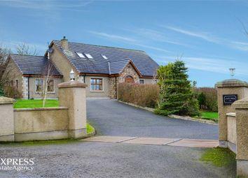 Thumbnail 4 bedroom detached house for sale in Tanvally Road, Katesbridge, Banbridge, County Down