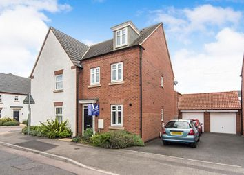 Thumbnail 3 bed semi-detached house for sale in Linkfield Road, Mountsorrel, Loughborough