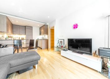 Thumbnail 2 bed flat for sale in Aquarius House, St George Wharf