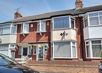 Thumbnail 3 bedroom terraced house for sale in Faraday Street, Hull