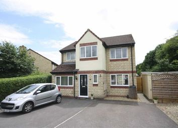 Thumbnail 4 bed detached house for sale in Drake Crescent, Chippenham, Wiltshire