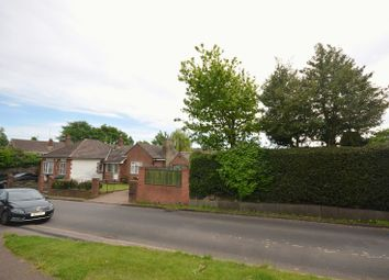 Thumbnail 3 bed detached bungalow for sale in Charlemont Road, West Bromwich