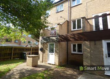 Thumbnail 3 bedroom end terrace house for sale in Vintners Close, Peterborough, Cambridgeshire.