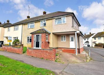 Thumbnail 4 bed semi-detached house for sale in Bishops Oak Ride, Tonbridge, Kent