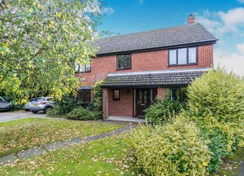 Thumbnail 5 bed detached house for sale in Thomas Walls Close, Grundisburgh, Woodbridge