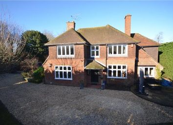 Thumbnail 4 bed detached house for sale in Cobbetts Lane, Yateley, Hampshire
