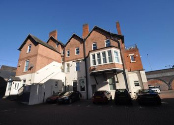 Thumbnail 1 bed flat to rent in Station Court, St Andrews Place, Burton-Upon-Trent