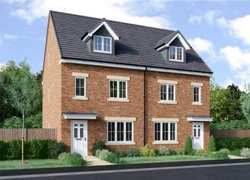 "Thumbnail 4 bed semi-detached house for sale in ""Roeburn"" at Bryning Lane, Warton, Preston"