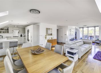 Thumbnail 2 bed flat for sale in Old Chiswick Yard, Pumping Station Road, London