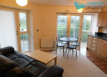 Thumbnail 1 bed flat to rent in Alfred Knight Way, Edgbaston, Birmingham