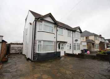 4 bed semi-detached house for sale in Warwick Avenue, Edgware, Middlesex HA8
