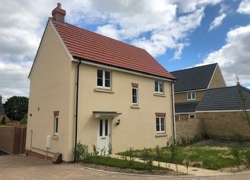 Thumbnail 3 bed detached house for sale in Highworth Road, Shrivenham, Swindon