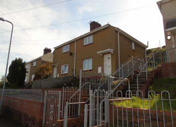 Thumbnail 2 bedroom semi-detached house for sale in Heol Maes Y Gelynen, Morriston, Swansea