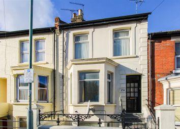 Ethel Maud Court, Richmond Road, Gillingham ME7. 4 bed terraced house for sale