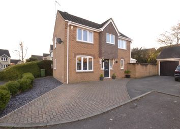 Thumbnail Detached house for sale in Heritage Close, Peasedown St. John, Bath, Somerset