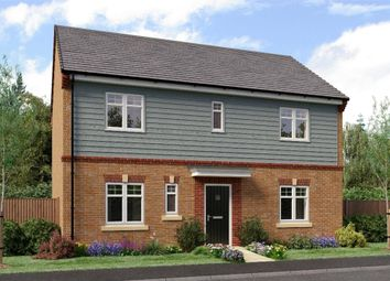 "Thumbnail 4 bed detached house for sale in ""The Stevenson B"" at Sadberge Road, Middleton St. George, Darlington"