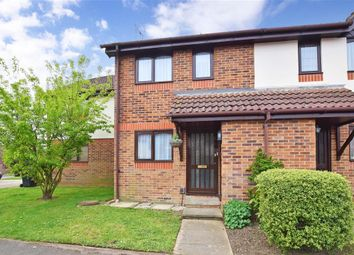 Thumbnail 2 bed end terrace house for sale in Sandringham Road, Petersfield, Hampshire