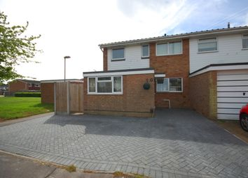 Thumbnail 4 bedroom end terrace house for sale in Wallasea Gardens, Old Springfield, Chelmsford