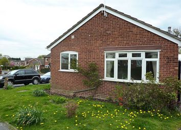 Thumbnail 2 bedroom detached bungalow for sale in The Drive, Barwell, Leicestershire