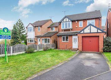 Thumbnail 4 bed detached house for sale in Pavillion Close, Edlington, Doncaster