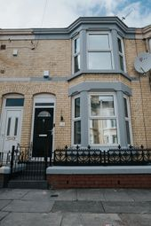 Thumbnail 4 bed shared accommodation to rent in Leopold Road, Liverpool