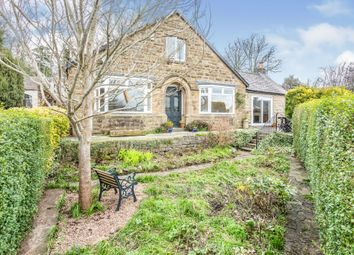 Thumbnail 4 bed detached house for sale in Main Street, Great Longstone, Bakewell