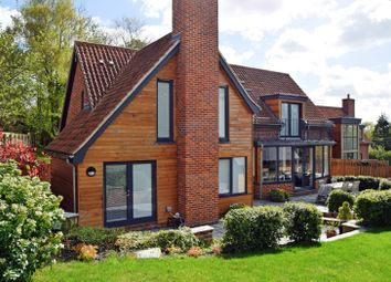 Thumbnail 4 bed detached house for sale in Church Lane, Playford, Ipswich
