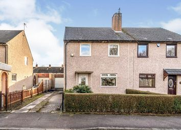 Thumbnail 3 bed semi-detached house for sale in Woodburn Road, Glenrothes, Fife