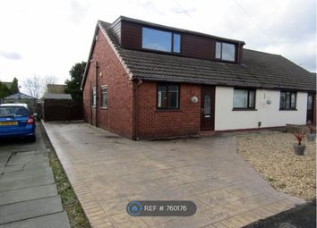Thumbnail 4 bed bungalow to rent in Baron Walk, Little Lever, Bolton