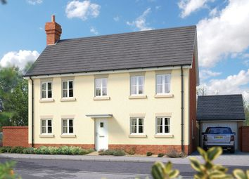 "Thumbnail 4 bedroom detached house for sale in ""The Huntington"" at Fordham Road, Soham, Ely"