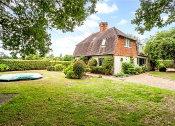 Thumbnail 3 bed detached house for sale in Steep Hill, Chobham, Woking, Surrey