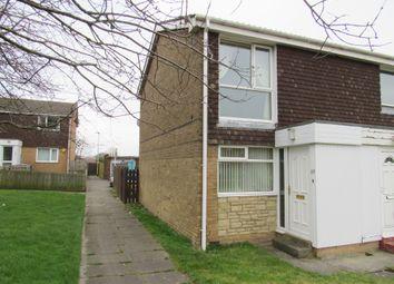 Thumbnail 2 bed flat for sale in Crofthead Drive, Cramlington