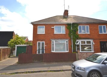 Thumbnail 3 bed semi-detached house for sale in Exeter Street, Kettering